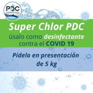 Super Chlor PDC 5 KG