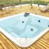 SPA PORTABLE de Hidroterapia Climatizado