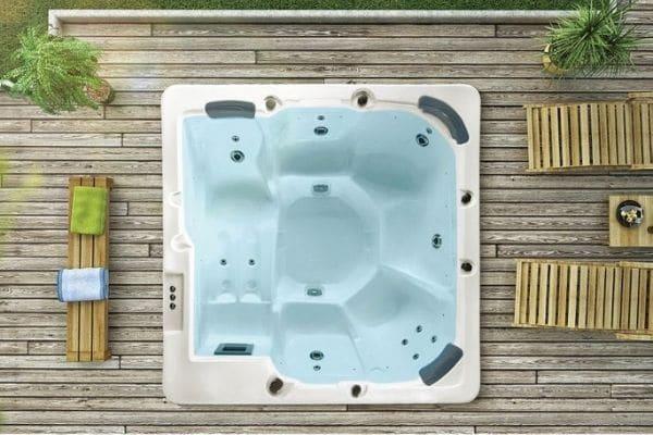 Spa Climatizado Portable Atlantis